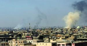العراق: الجيش يتحدث عن انتشال 61 جثة من تحت أنقاض مبنى فـي الموصل
