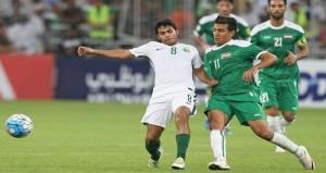 في التصفيات الآسيوية لمونديال 2018 : السعودية تقترب من النهائيات بفوز مثير على العراق