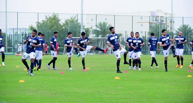 اليوم … منتخبنا الوطني الأول لكرة القدم يبدأ معسكره الداخلي بمشاركة 26 لاعبا