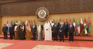 قمة البحر الميت تؤكد على مركزية القضية الفلسطينية واداناتها للإرهاب بكل أشكاله