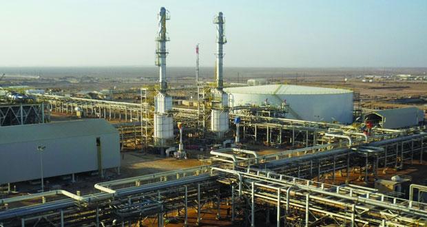 أكثر من مليون و٤ آلاف برميل يوميا متوسط إنتاج السلطنة من النفط الخام والمكثفات النفطية خلال 2016