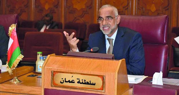 السلطنة تشارك في (تحضيري) منتدى التعاون العربي الصيني