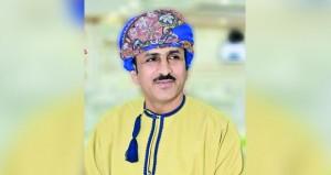 صالح الفهدي يشارك في فعاليات الملتقى الخامس للشباب بالرياض