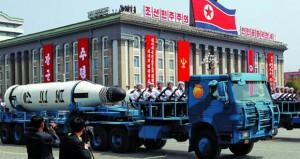 """الصين تحث على ضبط النفس في (نووي كوريا الشمالية) وإعلام بيونج يانج يهدد بـإزالة أميركا """"عن وجه الأرض"""""""