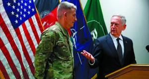أفغانستان: (مفخخة) تستقبل ماتيس وهجوم طالبان يطيح بوزير الدفاع ورئيس الأركان
