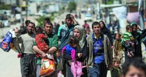 العراق: العمليات المشتركة تعلن سيطرتها على الساحل الأيمن للموصل