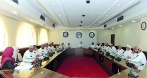 لجنة الأمن الغذائي بالغرفة تناقش واقع المزارع المتأثرة بالعجز المائي