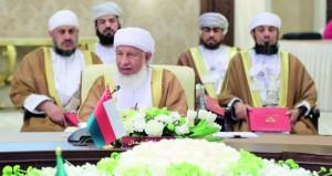 السلطنة تشارك في اللقاء الرابع لرؤساء المحاكم العليا والتمييز لدول المجلس بالبحرين