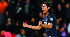 باريس سان جرمان يلحق بانجيه إلى النهائي في كأس فرنسا