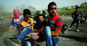 """""""الحرية والكرامة"""" يدخل يومه الحادي عشر والإضراب الشامل يعم المحافظات الفلسطينية"""