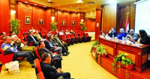 """حوار مفتوح حول """"مثقفون وجواسيس"""" لمحمد القصبي"""