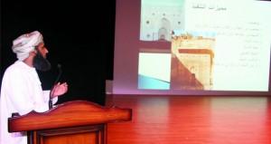 """""""التراث والثقافة"""" تواصل تنفيذ مشروع توثيق الجوامع والمساجد التاريخية والأثرية على مستوى محافظات السلطنة"""