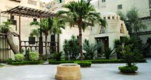"""""""بيت السحيمى"""" متحف مفتوح لفنون العمارة الإسلامية ومركز للإبداع"""