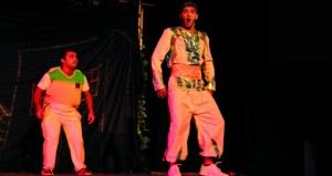 """فرقة """"مسرح الدن للثقافة والفن"""" تشارك في مهرجان ربيع الأطفال الدولي بالمغرب"""