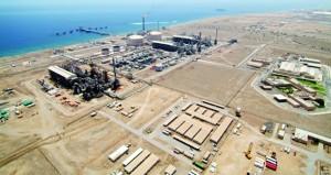 أكثر من 1.2 مليار ريال عماني حجم الاستثمارات بمنطقة صور الصناعية