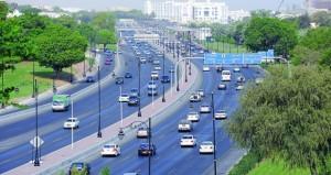 أكثر من 1.38 مليون مركبة في شوارع السلطنة بنهاية مارس 2017