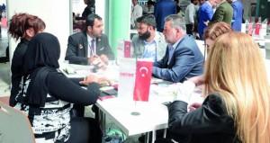 بحث فرص التعاون بين رجال الأعمال العمانيين ونظرائهم الأتراك
