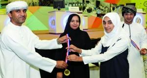 اختتام المسابقة الشفهية لبرنامج التنمية المعرفية في مواد العلوم والرياضيات