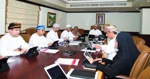 المجلس العماني للاختصاصات الطبية يناقش اللائحة الأكاديمية ومقترحات باستحداث برامج تدريبية تخصصية جديدة