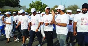 السلطنة تحتفل بـأسبوع الأصم العربي الثاني والأربعين