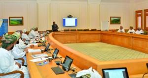 مركز مجلس عمان للتدريب ينظم دورة التفكير الاستراتيجي وحل المشكلات