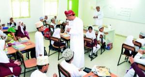 لجنة التقييم والمتابعة لمسابقة النظافة تبدأ تقييمها لمدارس تعليمية جنوب الشرقية