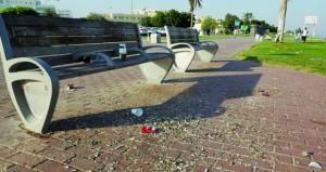 4 آلاف ريال عماني عقوبة تداول مواد غذائية منتهية الصلاحيـة أو محظـورة أو مغشوشة أو غير صالحة للاستهلاك الآدمي