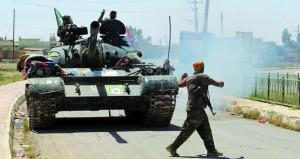 العراق: العبادي يتحدث عن اقتراب تحرير (الموصل)