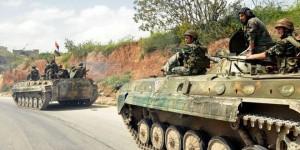 الجيش السوري يستعيد مزيدا من المناطق حول (درعا) وإعادة الاستقرار إلى شمال (ريف حماة)