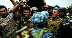 العراق: قتلى من الشرطة في هجوم انتحاري جنوبي الموصل