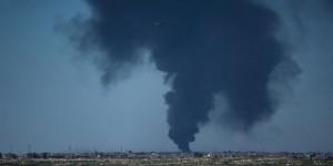 العراق: عملية عسكرية لاستعادة مناطق جنوب الموصل والكشف عن مجزرة ارتكبتها (داعش)