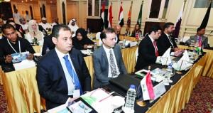 انطلاق أعمال المنتدى الإقليمي للمجلس الأولمبي الآسيوى والتضامن الأولمبي الدولي