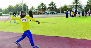 منافسات قوية تسجلها ألعاب الشطرنج والقوى للطالبات في انطلاق الألعاب الأولمبية المدرسية