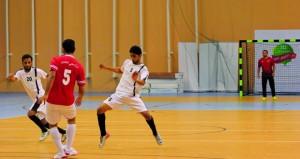 حماس وإثارة تشهدهما منافسات البطولة الـ16 لخماسيات كرة القدم داخل الصالات