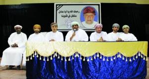 الجمعية العمومية لنادي صور تنتخب هلال السناني رئيسا ومطيع المخيني عضو إداري