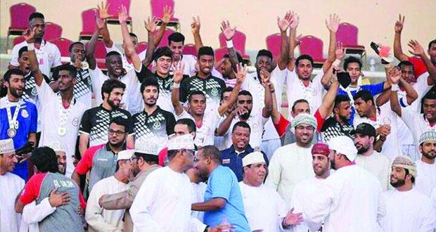 السلام في دوري عمانتل للمحترفين لأول مرة
