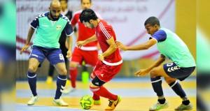 مفاجآت وإثارة تشهدها انطلاقة البطولة الـ 16 لخماسيات القدم للصالات للمؤسسات والهيئات الحكومية