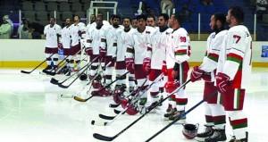منتخبنا الوطني لهوكي الجليد يخسر أمام الهند بصعوبة ويتجاوز مكاو بجدارة