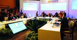 خلال قمة آسيان .. الرئيس الفلبيني يحذر من خطر المخدرات على جنوب شرق آسيا
