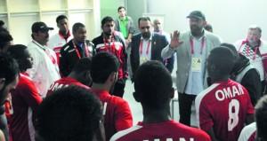 اليوم افتتاح منافسات دورة ألعاب التضامن الإسلامي بأذربيجان والخاطري يحمل علم السلطنة