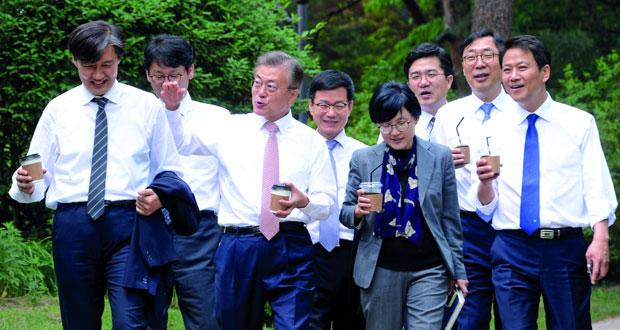كوريا الجنوبية: العقوبات والمفاوضات لحل أزمة بيونج يانج
