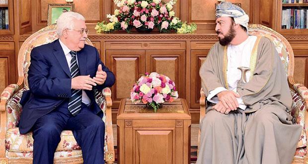السلطنة تؤكد حرصها الوقوف بجانب الشعب الفلسطيني