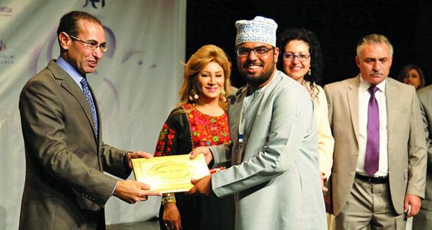 """"""" الرستاق المسرحية"""" تحصد جائزتي لجنة التحكيم في مهرجان المسرح الحر الدولي ١٢ بالأردن"""