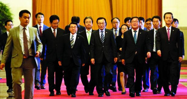 بكين تتفق مع (الآسيان) على مدونة سلوك بشأن نزاع بحر الصين الجنوبي