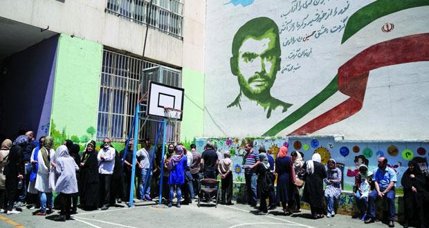 ايران: اقبال كبير على التصويت في (الرئاسة)