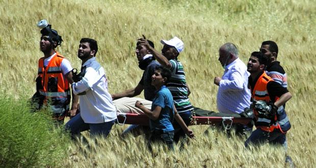 قوات الاحتلال تصعد التنكيل بكافة الأراضي الفلسطينية