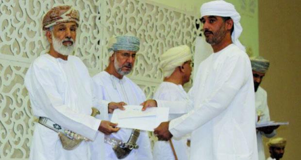 ولاية ضنك تحتفل بتكريم الفائزين في مسابقة القرآن الكريم على مستوى الولاية