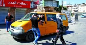 إضراب عام شامل يعم الضفة والقدس المحتلتين تضامنا مع الأسرى فيما تشهد أراضي الـ 48 إضرابا جزئيا