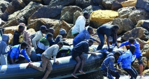 ليبيا توقع اتفاقا مع إيطاليا لوقف تدفق المهاجرين