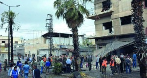 سوريا: مجزرة جديدة بقصف للتحالف على (الرقة) والضحايا بالعشرات